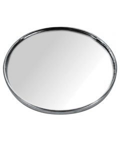 "3-3/4"" Stick-On Blind Spot Mirror"
