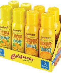 Citrus Splash & Orange Squeeze Air Freshener, 2.9 oz.
