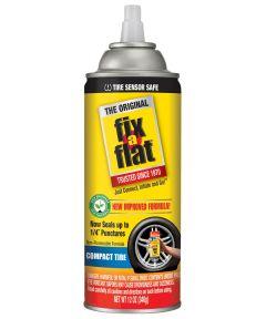 12 Oz Eco-Friendly Fix-a-Flat For Compact Tires