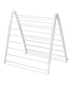 "3"" X 26.75"" X 53.13"" White Spacemaker Drying Rack"