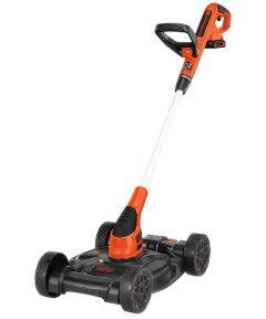 Black & Decker Cordless 20V Mower/Trimmer/Edger