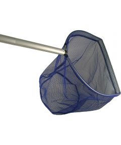 10 in. D-Shaped Fishing Scoop Net