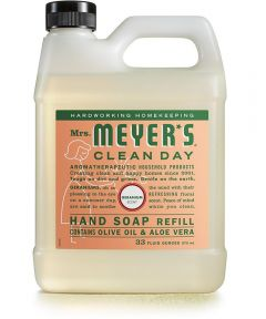 Mrs. Meyer's Clean Day Hand Soap Refill, Geranium Scent, 33 oz.