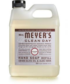 Mrs. Meyer's Clean Day Hand Soap Refill, Lavender Scent, 33 oz.
