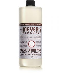 Mrs. Meyer's Clean Day Multi-Surface Concentrate All-Purpose Cleaner, Lavender Scent, 32 oz.