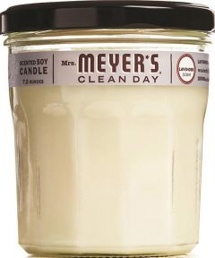 Mrs. Meyer's Soy Scented Candle, Lavender Scent, 7.2 oz.