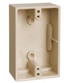 Single-Gang Surface Mount Box