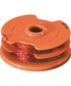 Dual Line Replacement Line Spool For Worx WG112 and WG113 Electric Line Trimmers