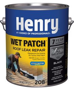 1 Gallon Wet Patch Roof Cement