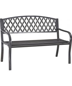 Steel Patio/Park Bench