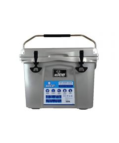 nICE 22 Quart Hardsided Cooler, Gray