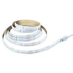 12 ft. Warm White Flexible & Cuttable Plug-in LED Strip Tape Light