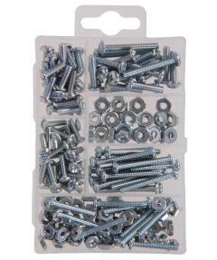 Machine Screws & Nuts Kit Small