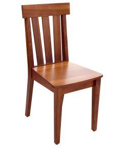 Alii Dining Chair, Koa Finish