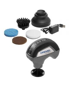 Dremel Versa Cordless Power Cleaner Tool Kit