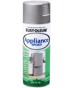 Specialty Appliance Epoxy Spray Paint, 12 oz., Stainless Steel