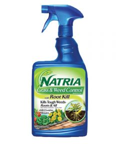Natria Grass & Weed Control with Root Kill Ready-to-Use, 24 oz.