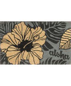 Aloha Welcome Mat, Kona Winds