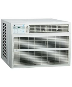 Perfect Aire 15,000 BTU Window Air Conditioner with Follow Me Remote, White