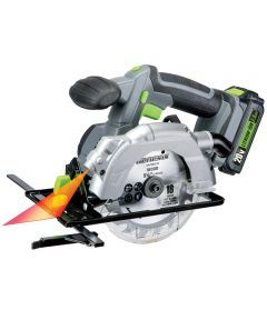 Genesis 20V Lithium-Ion Cordless 5-1/2 in. Circular Saw