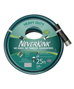 Apex 5/8 in. x 25 ft. Blue And Green Heavy Duty Hose
