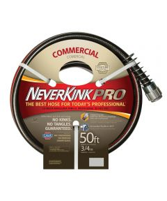 Apex 3/4 in. x 50 ft. Commercial Duty NeverKink Pro Water Hose