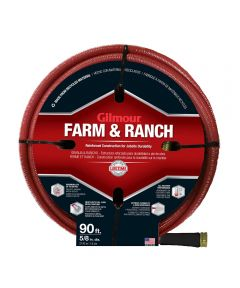 Gilmour 90 ft. 6-Ply Farm & Ranch Hose