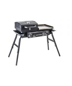 Blackstone Tailgater Combo (Griddle + Grill)
