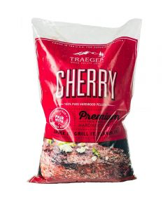 20 lb. Cherry Smoker Pellets