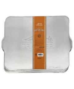 Traeger Aluminum Drip Tray Liners for Traeger Pro 575 / 22 Series Pellet Grills, 5 Pack