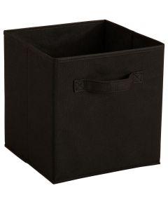 Cubeicals Fabric Drawer, Black