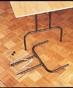 Folding Banquet Table Legs