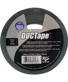 AC20 9mil Utility Duct Tape, Black, 1.88 in.x60 yd.