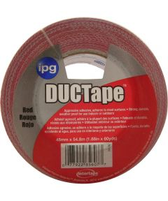 AC20 9mil Utility Duct Tape, Red, 1.88 in.x60 yd.