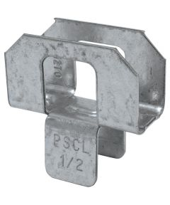 3/4 in. 20 Gauge Galvanized Panel Sheathing Clip