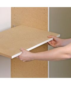 5/8 in. x 23 in. x 19-5/8 in. Shelf for Dateline Storage Cabinet