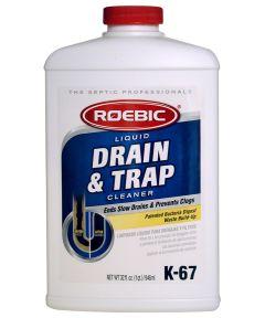 Roebic 1 Quart Liquid Drain & Trap Cleaner