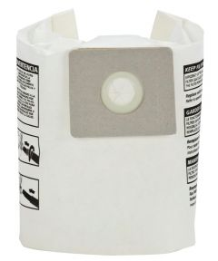 Shop-Vac 2-2.5 Gallon Disposable Vacuum Filter Bags, 3 Pack