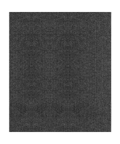 Multy 36 in. Wide Charcoal Concord Floor Mat Runner (Sold per Foot)