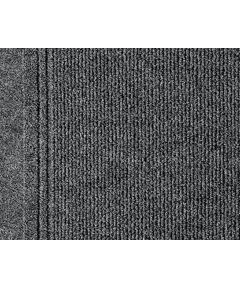 Multy 26 in. Wide Grey Tracker Mat Runner (Sold per Foot)