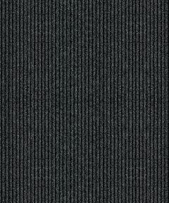Multy 2 ft. x 5 ft. Charcoal Concord Floor Mat Runner