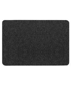 Multy 3 ft. x 4 ft. Charcoal Concord Floor Mat