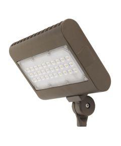 Feit Electric ProSeries 6000 Lumen 5000K LED Commercial Single Head Flood Light