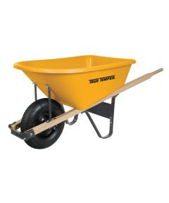 6 cu. ft. Poly Wheelbarrow