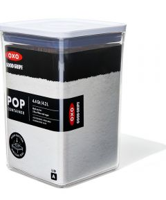 OXO Good Grips POP Container, Big Square Medium 4.4 qt