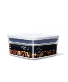 OXO Good Grips POP Container, Big Square Mini 1.1 qt