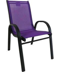 Belvedere Kids Chair, Purple