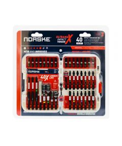 Norske Ultramax 40-Piece Impact Torsion Set
