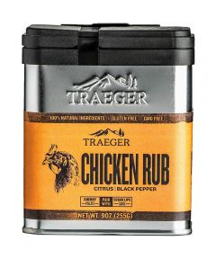 Chicken Rub Citrus & Black Pepper Seasoning, Gluten & GMO Free, 9 oz.