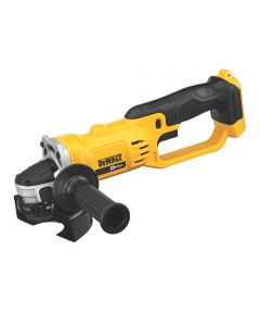 DEWALT 20V MAX* Cordless Lithium Ion 4-1/2 in. / 5 in. Grinder, Tool Only (No Battery or Charger)